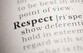 Freedom of Speech - Respectfully